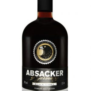 "ABSACKER OF GERMANY ""BLACK LABEL"""