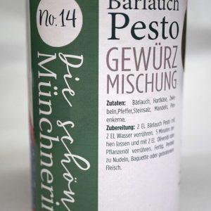 Bärlauch Pesto Gewürzmischung – Schöne Münchnerin / 100 g