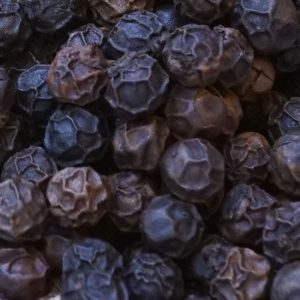 Banasura Buche – geräucherter indischer Urpfeffer / ganz 50 g