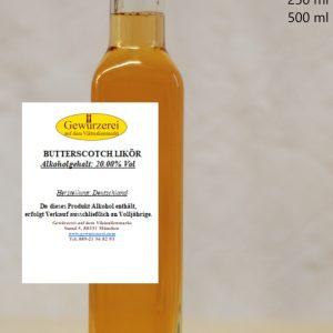 Butterscotch Likör