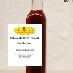 Crema Di Frutta Tomate / vegan – Essig