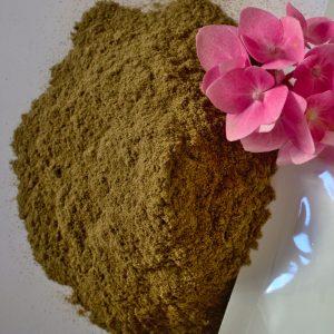 Rotkleeblüten gemahlen / 100 g