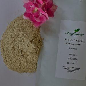 Ashwagandha gemahlen / 100 g