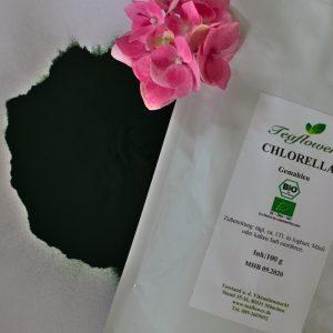 Chlorella / 100 g