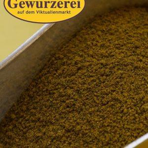 Grüner Cilantro-Curry  / gemahlen 50 g