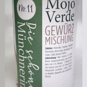 Mojo Verde Gewürzmischung – Schöne Münchnerin / 100 g