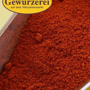 Paprika scharf BIO / gemahlen 50 g