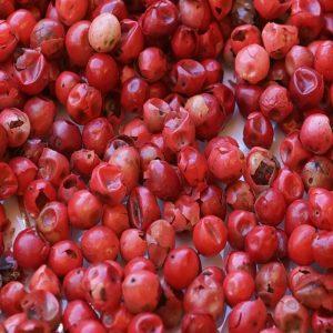 Rosa Beeren / Schinusbeeren BIO / ganz 30 g