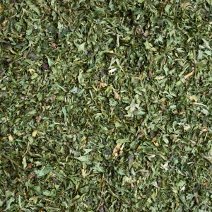 Petersilienblätter, gerebelt / 50 g